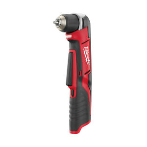 Milwaukee C12 RAD-0 Battery Angled Power Drill W/O Battery/Charger 4933416900