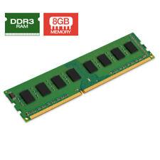 Aufrüstoption EXO-GAMING 8GB DDR3 RAM Speicher für PC-System Computer Rechner