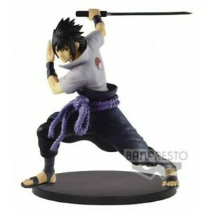 Uchiha Sasuke Version 2 Figure Statue Naruto Series Vibration Stars Banpresto