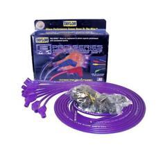 Taylor Spark Plug Wire Set 73153; Spiro Pro 8mm Purple 135° Universal