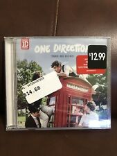 Take Me Home One Direction sealed CD Live While We're Young, Sealed. New