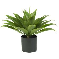 Nearly Natural Artificial Agave Silk Plant 25 Inches Green BRAND NEW