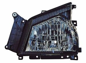 2006 2007 GMC TRUCK W-Series W3500 W4500 W5500 Head Light - LEFT