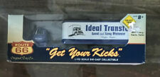 Route 66 Get Your Kicks ~ 1950 Chevy Tractor Trailer Ideal Transfer ~ 1:43 MIB