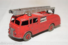 DINKY TOYS 955 FIRE ENGINE TRUCK RED EXCELLENT CONDITION