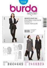 Burda Style Schnittmuster - Hosenanzug - Nr.7134