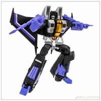 IN STOCK Transformers NewAge H-15 H15 Samael Skywarp mini Action figure