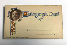 The Great Raymond Postcard (1910) / Vintage Magic Ephemera