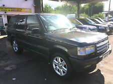 Land Rover Range Rover 4.6 V8 auto 1999MY HSE FULLY LOADED !!!!!