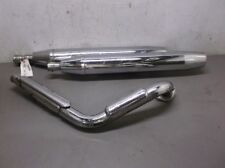 Muffler Assembly & Front Headpipe for 1999-2003 Yamaha XV1600 Roadstar