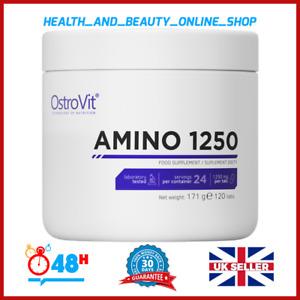 OstroVit - Supreme Pure Amino - 1250 - 120 tabs