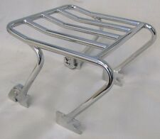 Detachable Solo Luggage Rack for 2000+ Harley Davidson Softail