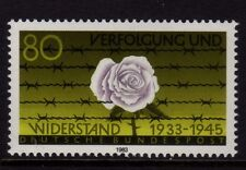 W Germany 1983 Persecution & Resistance SG 2013 MNH