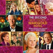 Thomas Newman - The Second Best Exotic Marigold Hotel - LP Vinyl, Sealed