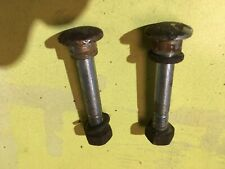 618 Honda Mudguard to Front Fork Bolts for I think a CA95 May Fit CA92 Fender