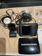Humminbird 757c with Transducer and Gps Antenna in Original Box. Excellent.