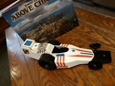 Evel Knievel dragster car IDEAL