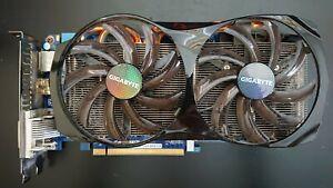 GIGABYTE NVIDIA GeForce GTX 650 Ti 2GB DDR5 OC Edition (GV-N65TBOC-2GD REV:1.0)