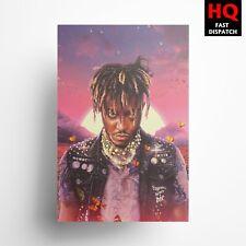 Rapper singer XXXTentacion Poster Retro #7 songwriter- A4 297mm x 210mm