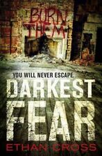 Darkest Fear: (Shepherd 3), Good Condition Book, Cross, Ethan, ISBN 978009958838