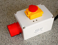 ATILON KJD 27-2 Schalter 400V für Bandsägen Baukreissägen Tischkreissägen  Sägen
