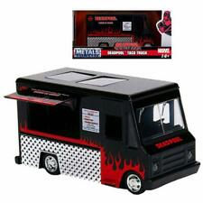 Jada Deadpool Taco Truck - Hollywood Rides - Black 1:32