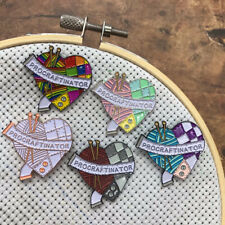 Procraftinator Needle Minder Or Magnet | Sewing, Knitting, Craft |