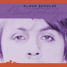 KLAUS SCHULZE  - LA VIE ELECTRONIQUE - VOL. 14 -3 CD