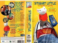 Stuart Little. Un topolino in gamba (1999) VHS