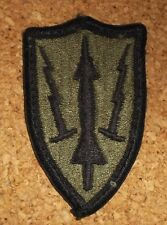 Ecusson/patch - US army military - police brigade Hawaï