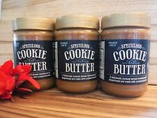 9-Pack Trader Joes Joe's Speculoos Cookie Butter 14.1 oz Jar NEW Free Shipping