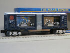 LIONEL POLAR EXPRESS CHRISTMAS BELLS MINT CAR o gauge train holiday 6-83239 NEW