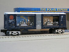 LIONEL POLAR EXPRESS CHRISTMAS BELLS MINT CAR o gauge train holiday 6-83239 NEW