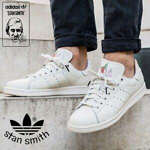 Adidas Sneakers Stan Smith Turnschuhe Original Schuhe Freizeitschuh Blume