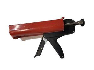 MK H239 Heavy Duty Construction  2-Part Adhesive Epoxy 2 tube Dispensing Tool