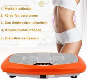 Professionelle Vibrationsmaschine Platte Body Shaper Fitness-Vibrationsmaschine