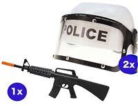 Gewehr M4 Kugeln Karneval Sturmgewehr Silikonkugeln Kinder Jungs Munition Waffe