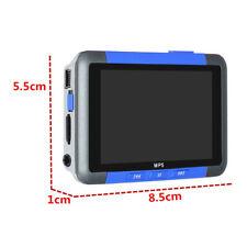MP3 MP4 MP5 Player 3 Inch Mini LCD Screen Music Video Player Voice Recorder