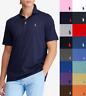 Men's Polo Ralph Lauren Custom Slim Fit Soft Touch Stretch Polo Shirt