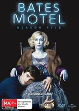 Bates Motel : Season 5 (DVD, 3-Disc Set) NEW