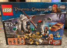 LEGO 4181 Pirates Of The Caribbean Isla De Muerta BRAND NEW SEALED FREE SHIPPING