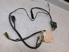 honda atc185 atc185s atc200 main wiring wire harness ignition coil 1980 1981 81