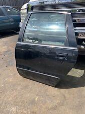1994 1995 1996 Chevy Impala SS Black Rear Driver Door 94 95 96