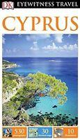 DK Eyewitness Travel Guide: Cyprus New Flexibound Book