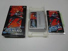 Sword Maniac Nintendo Super Famicom Japan