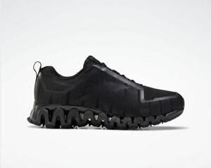 Reebok ZigWild Trail 6 Men's Running Sneakers Shoes Black / Grey