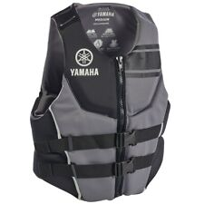 YAMAHA Neoprene USCG Approved Life Vest Jacket ALL SIZES BLACK RED BLUE 2020