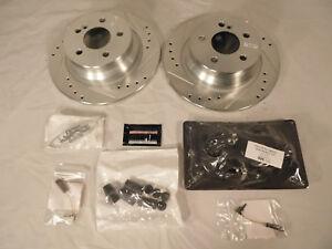06 MERCEDES-BENZ E350 Power Stop K5321 High Performance Brake Upgrade Kit