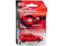"Volkswagen Golf VII GTI Red with Black Stripes Premium Cars"" 1/64 Diecast Mode"
