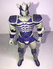 Mystic Knights Of Tir Na Nog Ice Lord Of Temra Figure Bandai 1998 Skeleton Armor